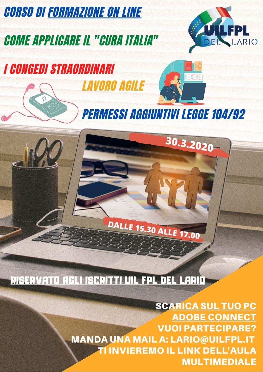 LE SLIDE DEL CORSO ON LINE